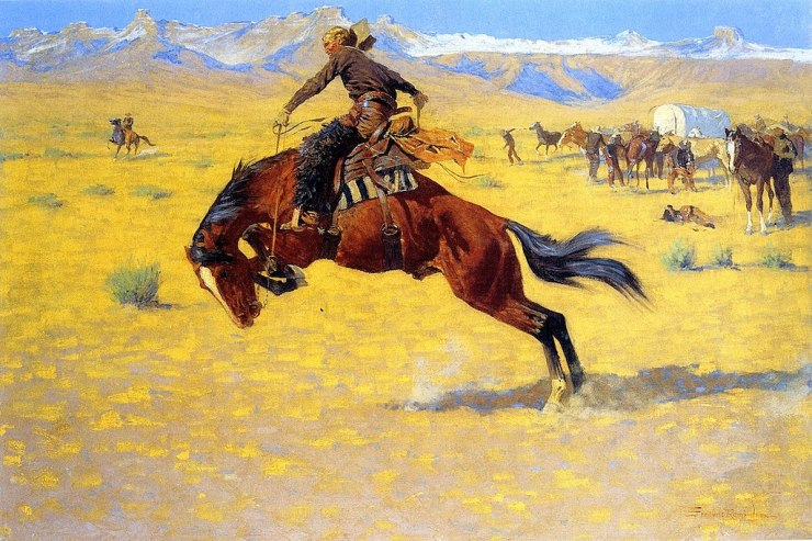 frederic_remington_a_cold_morning_on_the_range