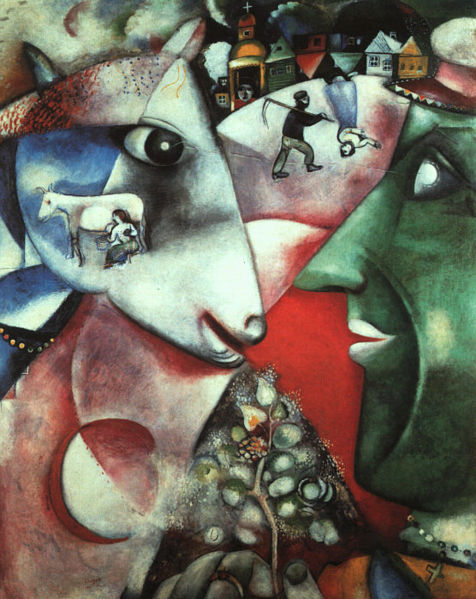 wINTER 35 Chagall_IandTheVillage